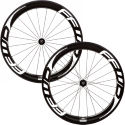 Fast Forward F6R White DT Swiss 240s Tubular Wheelset