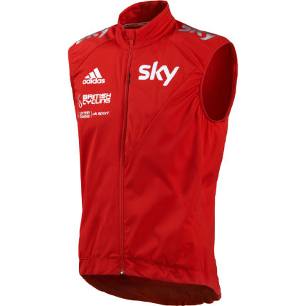 Adidas - British Cycling ベスト