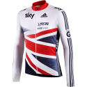 Adidas British Cycling Long Sleeve Jersey