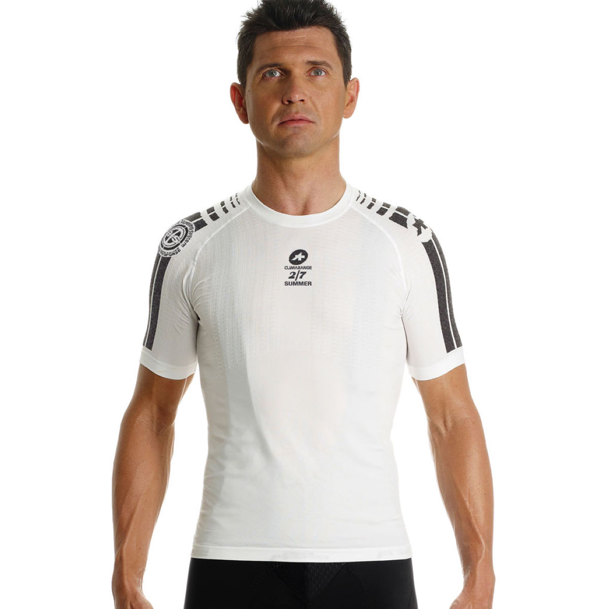 Assos SS.skinFoil_summer Short Sleeve Base Layer