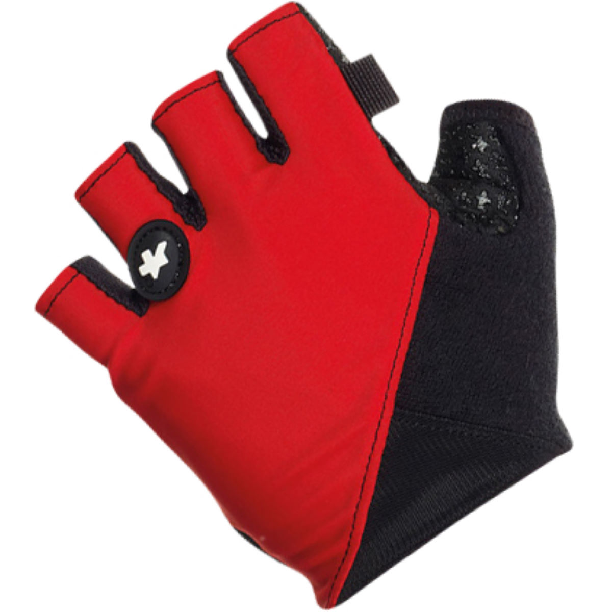 Gants courts Assos summerGloves_s7 - XS Red Swiss Gants courts