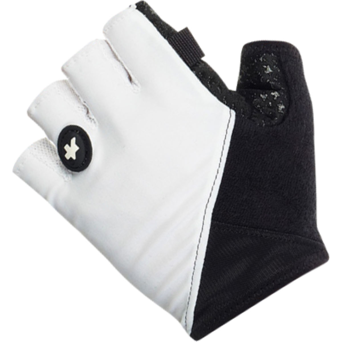Gants courts Assos summerGloves_s7 - XS White Panther Gants courts