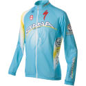 Moa Astana Long Sleeve Team Jersey - 2013