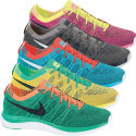 Nike Ladies Flyknit Lunar1+ Shoes SP13