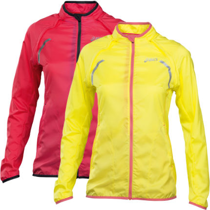 Asics Ladies Convertible Jacket