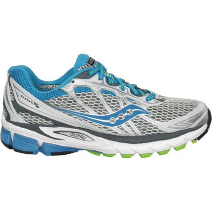 Saucony Ladies Ride 5 Shoes