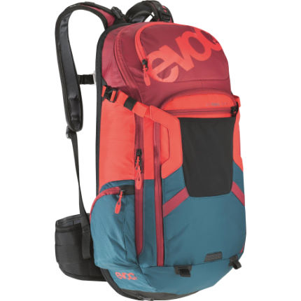 Evoc - FR Trail Team Protector リュックサック (20L)