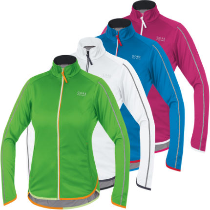 Gore Bike Wear Ladies Countdown Softshell Light Jacket