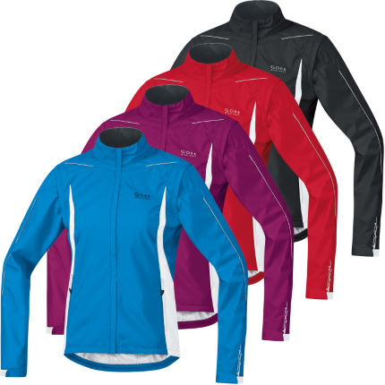 Gore Bike Wear Ladies Countdown 2.0 Convertible MTB Jacket