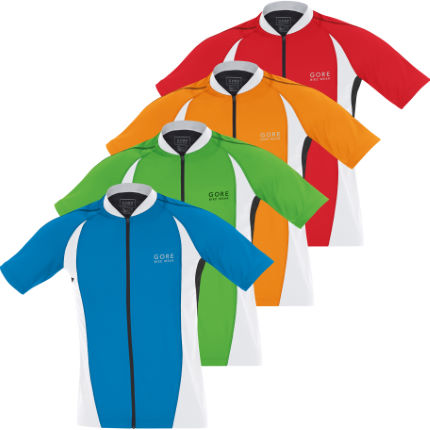 Gore Bike Wear Power Short Sleeve Jersey