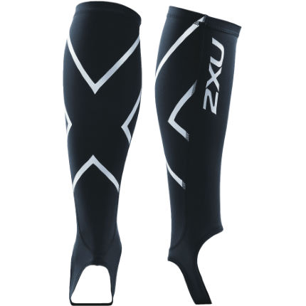 2XU PWX Calf Guard and Stirrup