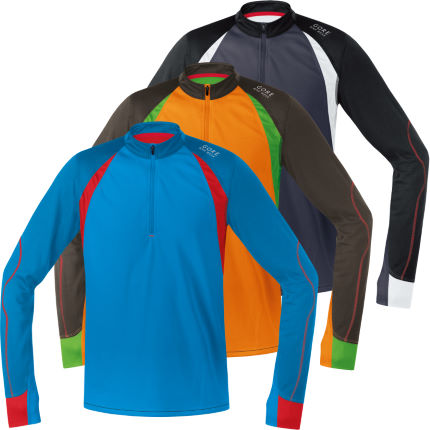 Gore Bike Wear Fusion Long Sleeve MTB Jersey