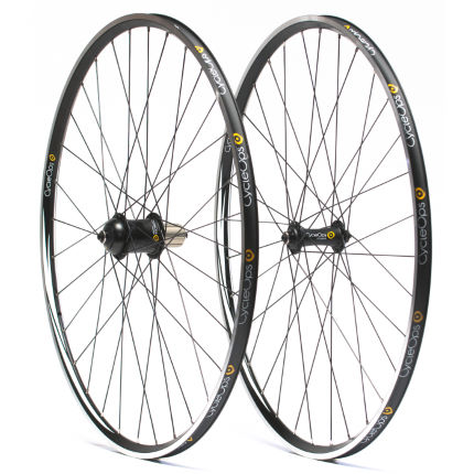 CycleOps Powertap G3 Alloy Wheelset 2013