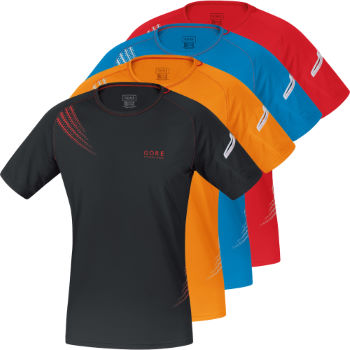 Gore Running Wear Magnitude 2.0 Short Sleeve Shirt