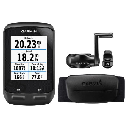 Garmin Edge 510 GPS Cycle Computer with Cadence and HRM