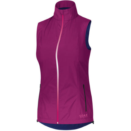 Gore Running Wear - レディース Sunlight 3.0 Windstopper AS ベスト