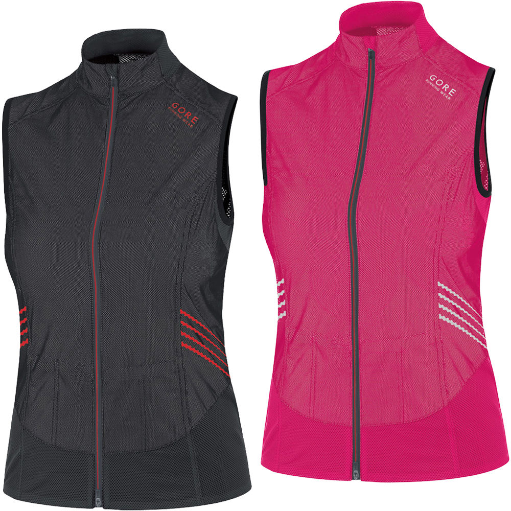 The Nike AeroLoft Women's Running Gilet features lightweight down fill and a modified racerback design for warm coverage and freedom to move. Benefits Nike AeroLoft technology provides ventilated, lightweight insulation.