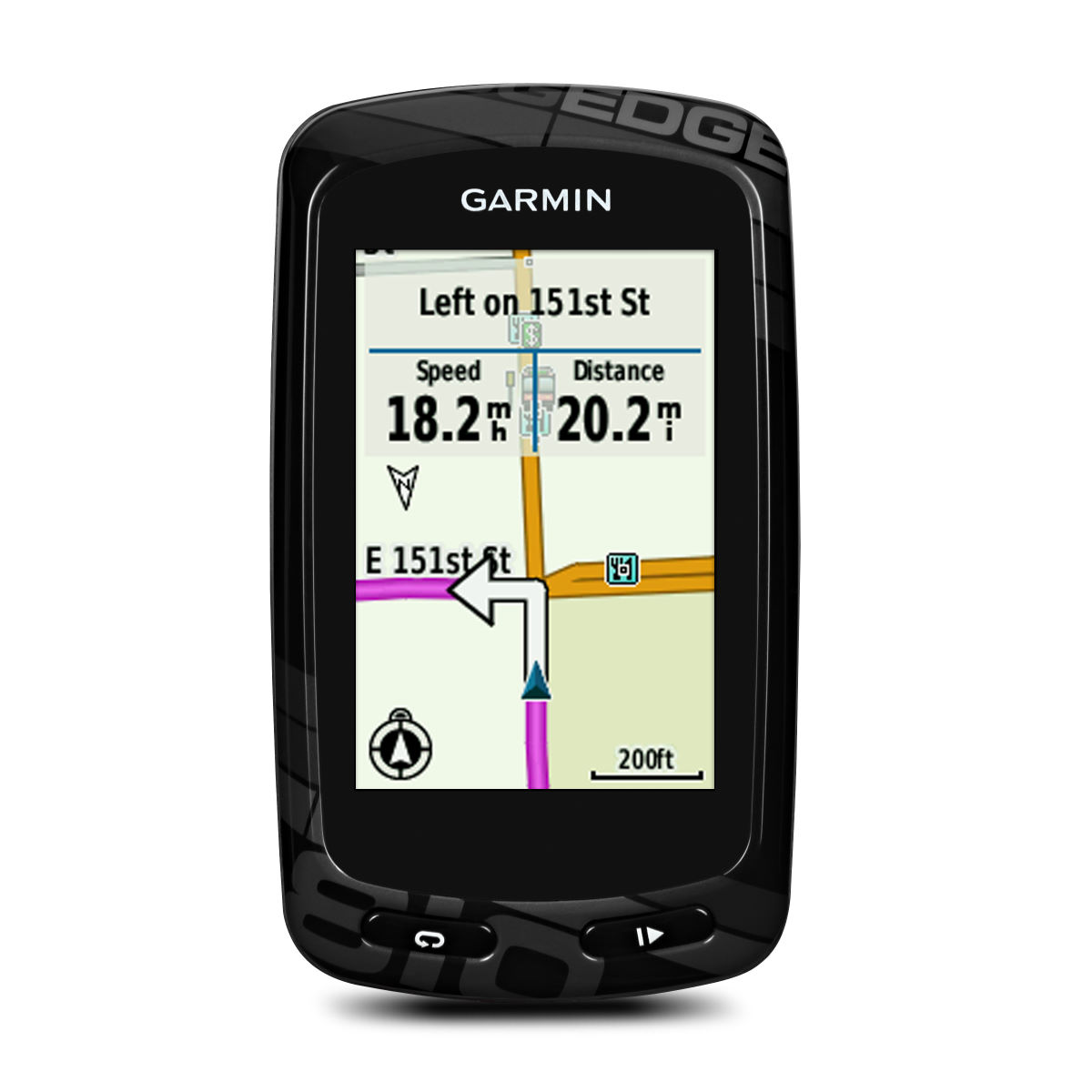 Garmin Edge 810 GPS Performance & Navigation Bundle