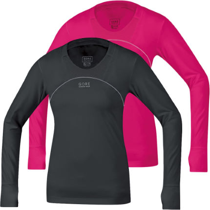 Gore Running Wear Ladies Air 2.0 Long Sleeve Shirt