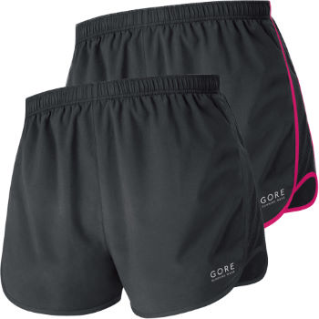 Gore Running Wear Ladies Essential Split Short