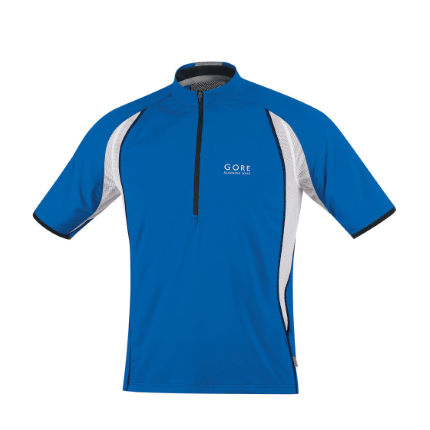 Gore Running Wear Air Zip Shirt AW12