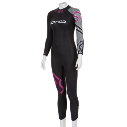 Orca Ladies S4 Full Sleeve Wetsuit SS13