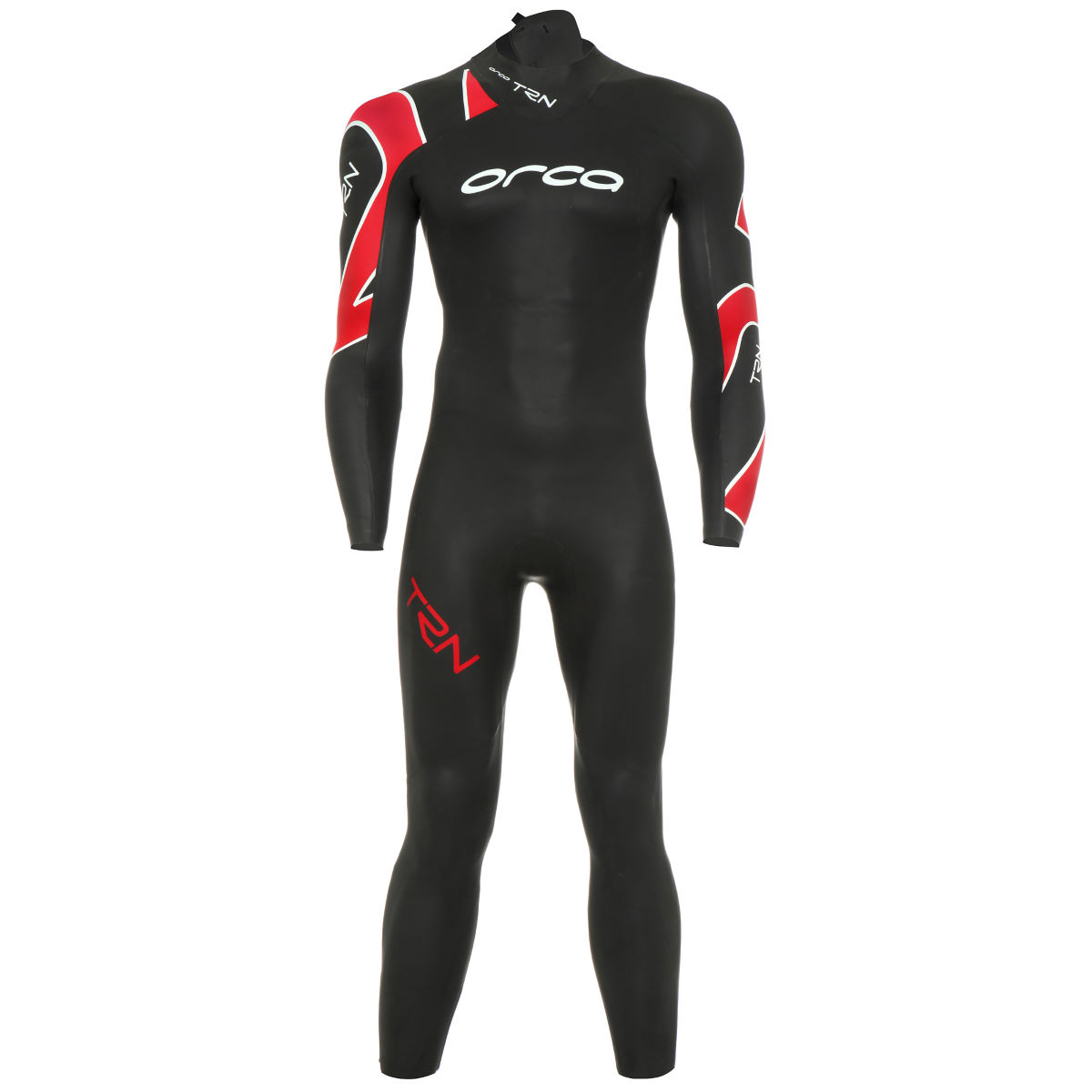 Combinaison Orca TRN Thermo (exclusivité Wiggle) - 11 Black / Red