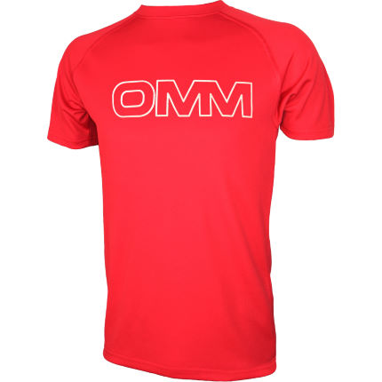 T-shirt OMM Trail