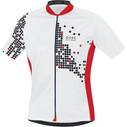 Gore Bike Wear Contest Pixel Short Sleeve Jersey