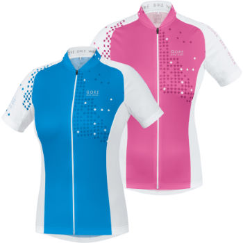 Gore Bike Wear Ladies Element Pixel Short Sleeve Jersey