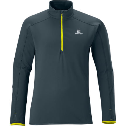 Salomon - Joly Midlayer シャツ