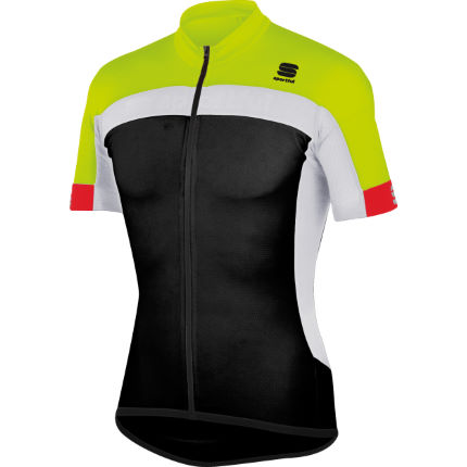 Maillot Sportful Pista (manches courtes)