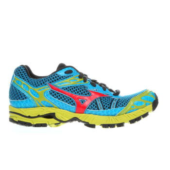 Mizuno Ladies Wave Ascend 7 Shoes AW12