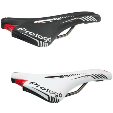 Prologo Scratch Pro Plus 143 Saddle with Ti-Alloy Rails