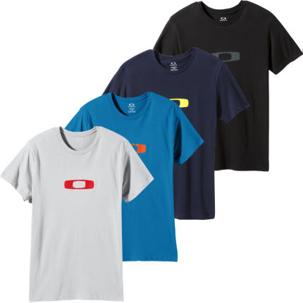 Oakley Square Me Tee 2013