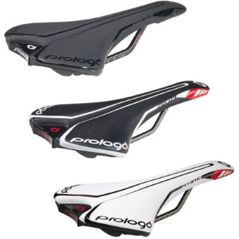 Prologo Zero II TS Saddle with Titanium Rails