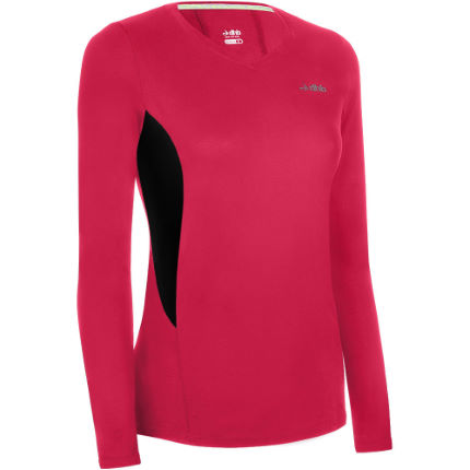 dhb Women's Letho Long Sleeve Run Top - AW14