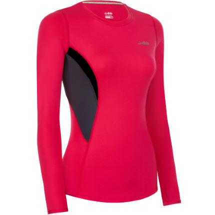 dhb Women's Zelos Long Sleeve Run Top - AW14