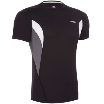 dhb Zelos Short Sleeve Run Top (AW15)