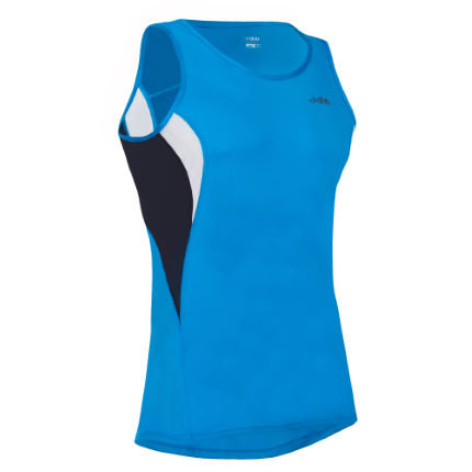dhb Mens Zelos Run Singlet