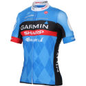 Castelli - Garmin Sharp Climbers フルジップジャージ