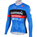 Castelli Garmin Sharp Thermal Long Sleeve Jersey