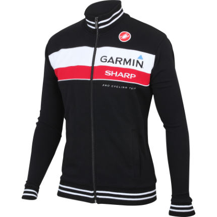 Castelli - Garmin Sharp Track ジャケット