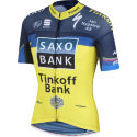 Sportful Team Saxo Tinkoff Summer Race Jersey 2013