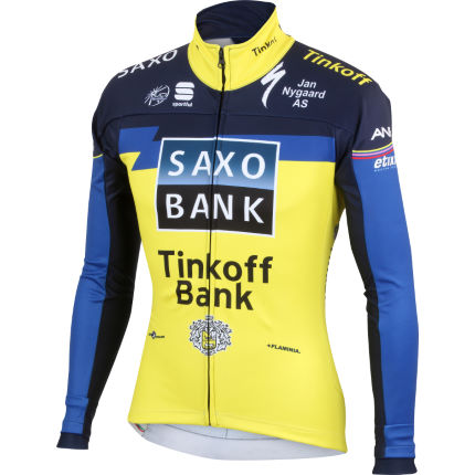 Sportful - Saxo Tinkoff Team WindStopper ジャケット