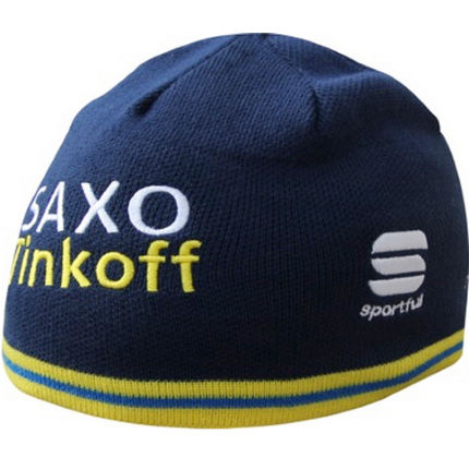 Sportful Team Saxo Tinkoff Wool Cap 2013