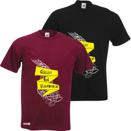 Ride War of Vlaanderen T-Shirt