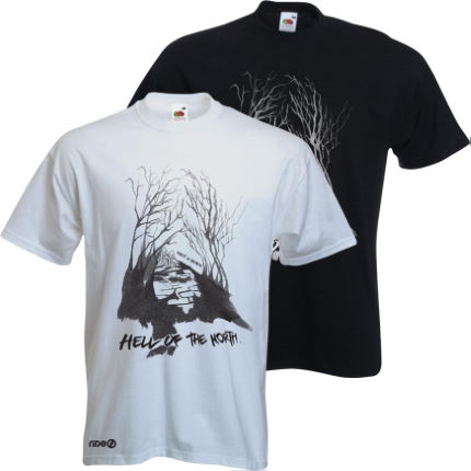 Ride - Hell of the North Arenberg Tシャツ