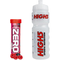 High5 Zero Electrolyte Drink - 10 Tabs - Free Bottle