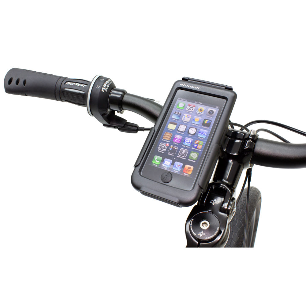 Wiggle Biologic Bike Mount For Iphone 5 2013 Handlebar Bags